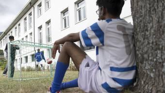Die Nationale Kommission zur Verhütung von Folter empfiehlt Verbesserungen für die Betreuung von Opfern von Menschenhandel in den Bundesasylzentren. (Symbolbild)