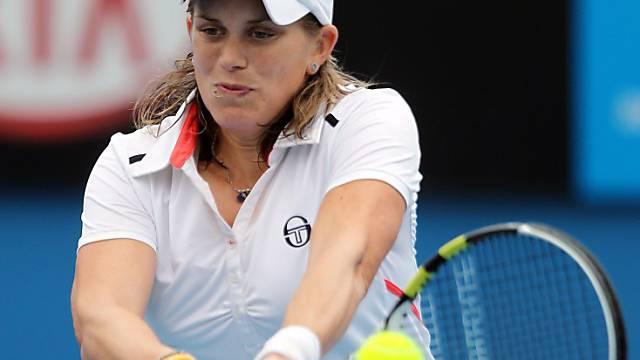 Romina Oprandi spielt wieder für die Schweiz