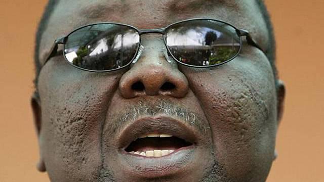 Morgan Tsvangirai (Archiv)
