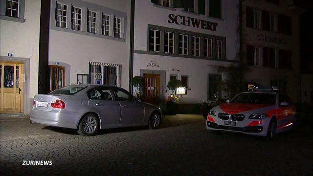 Drei Verletzte nach Messerstecherei in Rapperswil