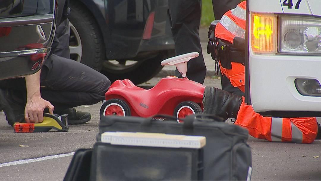 6-Jährige in Effretikon von Linienbus angefahren und schwer verletzt