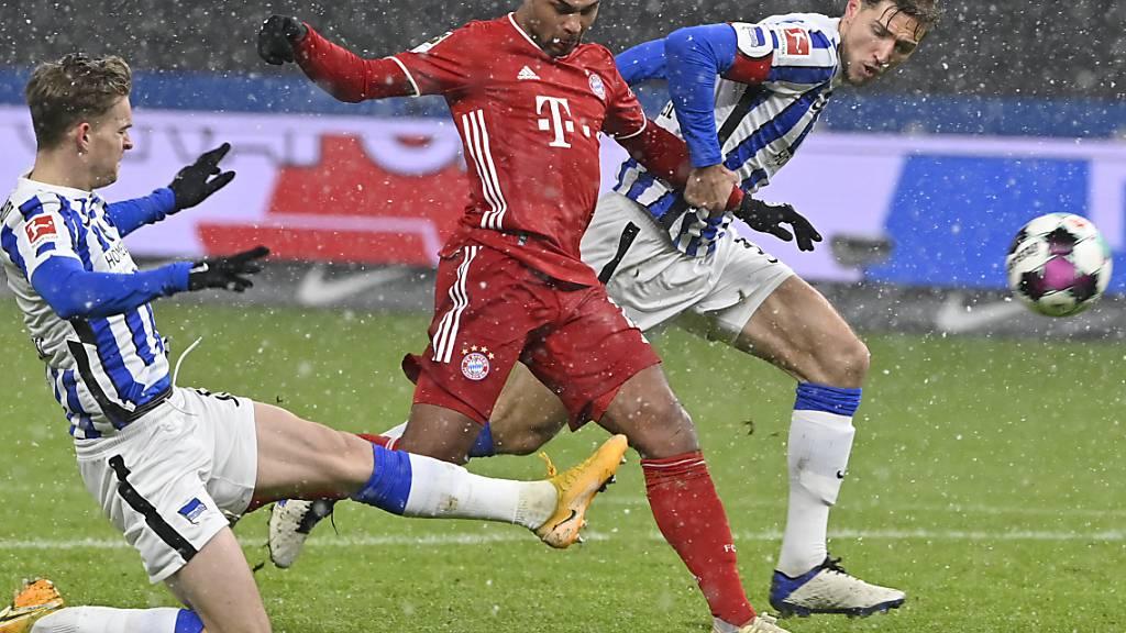Fällt für die nächsten Spiele aus: Bayerns Serge Gnabry