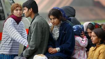 Vor allem Einwanderer aus osteuropäischen EU-Ländern bereiten den Schweizerinnen und Schweizern Sorgen. Fabrice Coffrini/Keystone