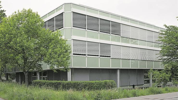 Diese Neue Kantonsschule Aarau sieht Susanne Marclay als Kandidatin für den Ausbau.