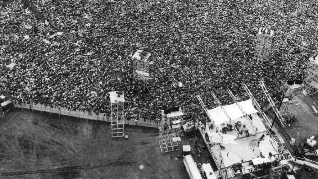 Wie Bob Dylan und Co Woodstock verpassten