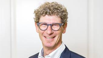 Jürg Baur (CVP) ist seit gut 100 Tagen als Brugger Stadtrat im Amt.