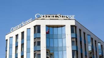 Das Bürogebäude der Credit Suisse, das nun verkauft wird.