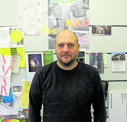 Pascal Arnold zeichnet für das Spektakel verantwortlich.
