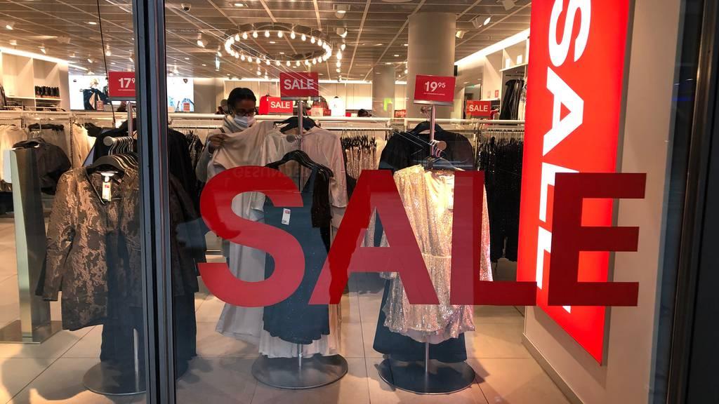 Keine Rabattschlacht: Ostschweizer Läden in Frühlingsstimmung