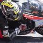 Am ersten Trainingstag zum GP von San Marino noch icht da, wo er sein will: Kalex-Fahrer Tom Lüthi