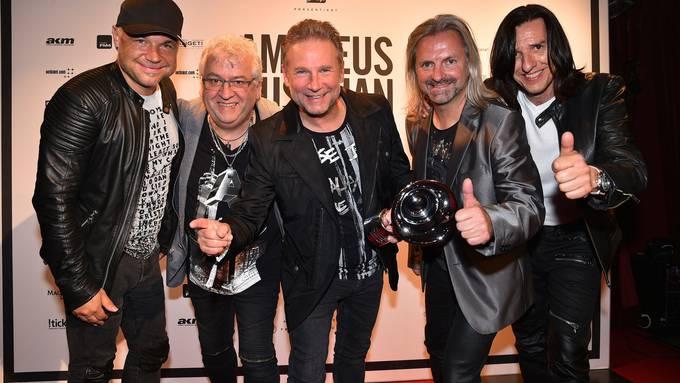 Das Nockalm Quintett gewinnt einen Amadeus Music Award