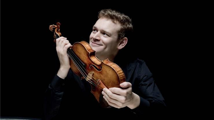 Sebastian Bohren veranstaltet bis zu sechs Konzerte pro Jahr im Brugger Kirchenraum. ZVG/Marco Borggreve
