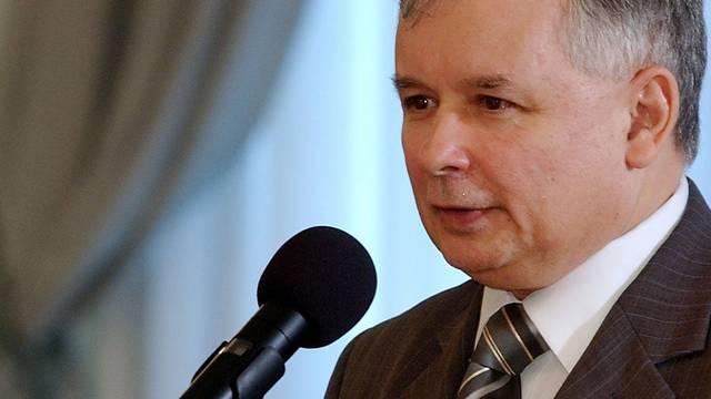 Möchte polnischer Präsident werden: Jaroslaw Kaczynski (Archiv)