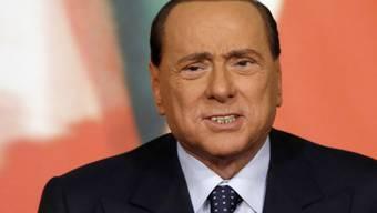 Silvio Berlusconi gibt nicht auf