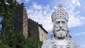 König Rudolf hat den Aargau geprägt