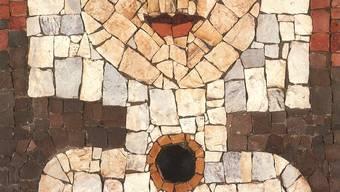Die «Sphinx» hat Walter Eglin während seines Israel-Aufenthalts im Jahr 1961 geschaffen.