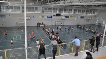 Limmattaler Meisterschaft im Streethandball