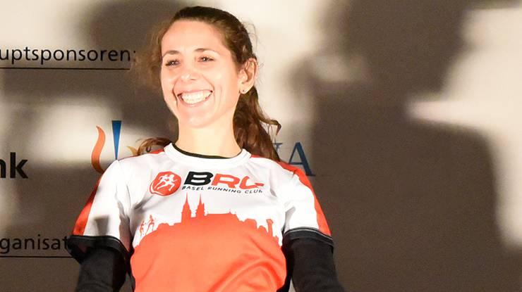 Luzern: Sandra Beck gewann den Marathon in der Kategorie W50