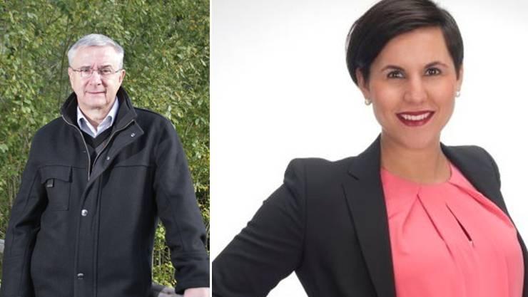 SVP-Politikerin Michelle Rütti-Kummli zieht wegen der Ausländer von Reinach weg – Ammann Martin Heiz meint dazu nur: «Es lässt sich leben in Reinach»
