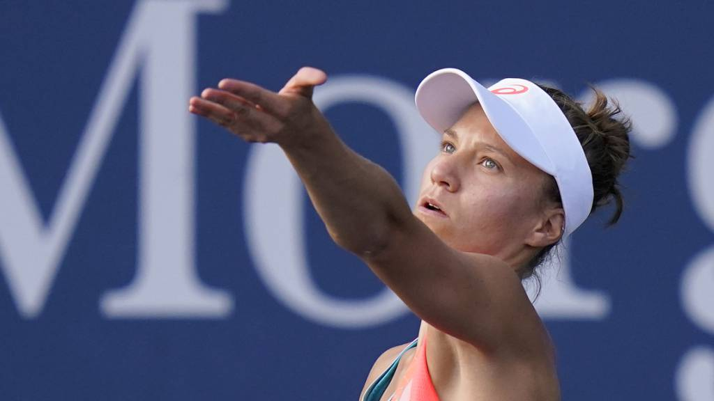 Viertelfinal-Vorstoss für Viktorija Golubic