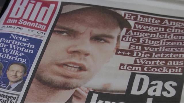 Neuigkeiten um die letzten Minuten des Germanwings-Todesflug
