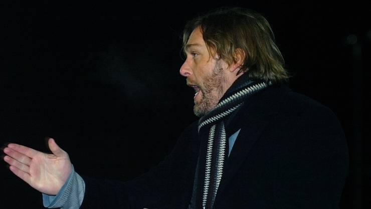 René van Eck war 2006 auch eine Zeit lang Trainer des FC Wohlen.