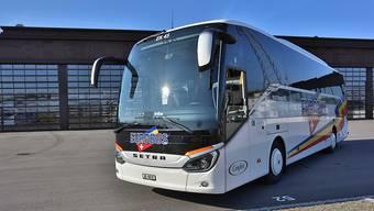 Das private Unternehmen Eurobus plant den Betrieb von sieben Fernbuslinien in der Schweiz. (Archivbild)