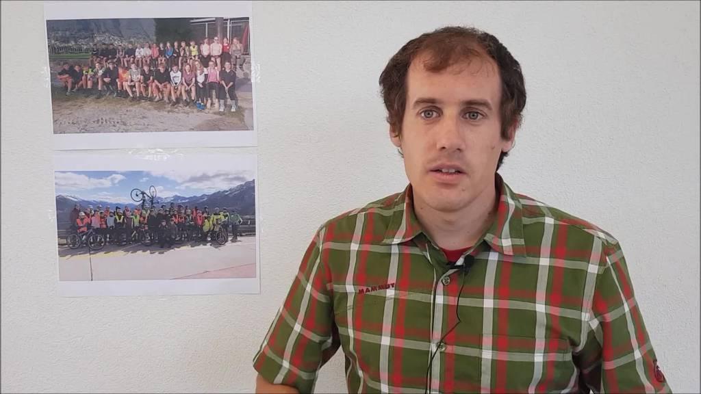 Lehrer kämpft für das Klassenlager seiner Schülerinnen und Schüler