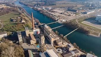 Welche Wege nutzen dereinst die Menschen auf dem Areal, die nach Riedholz oder die nach Luterbach?