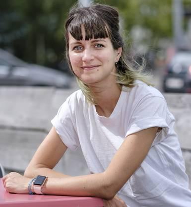 Jill Zeugin leitet die Stelle für Drug Checking in Basel.