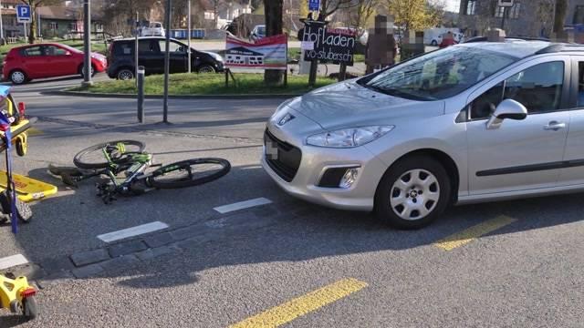 E-Bike-Unfall