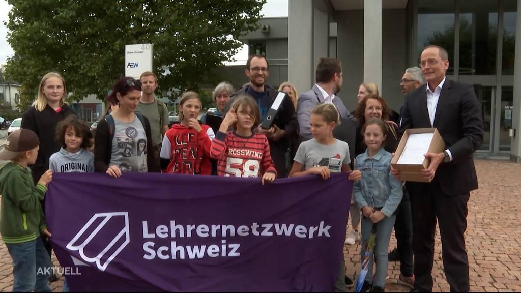 Maskenpflicht an Aargauer Schulen kommt vor Gericht