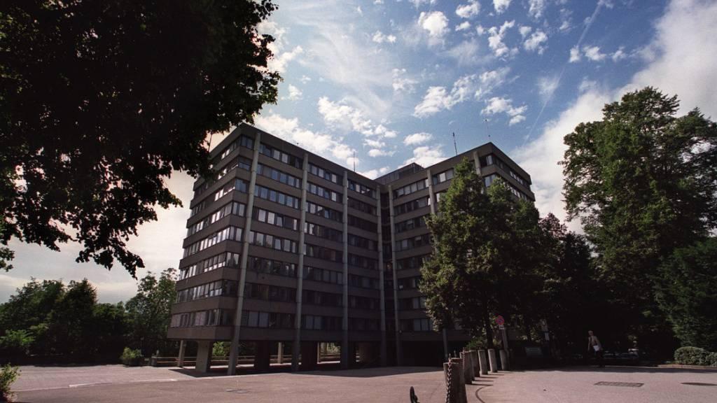 Das Verwaltungsgebäude an der Taubenstrasse in der Stadt Bern, wo die Bundesanwaltschaft untergebracht ist. (Archivbild)