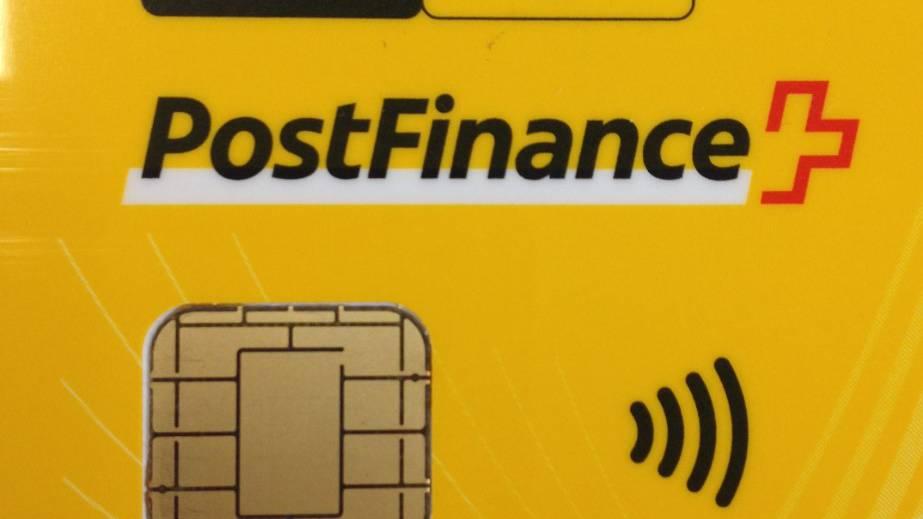Postfinance-Karten funktionieren wieder
