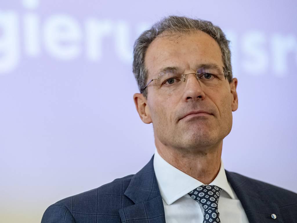 Der Luzerner Regierungspräsident Reto Wyss spürt eine gewisse Corona-Müdigkeit in der Bevölkerung. (Archivbild)