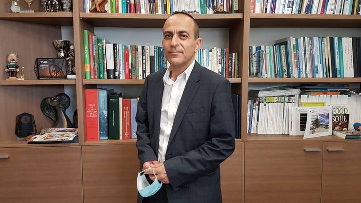 Spitalchef Ronni Gamzu.