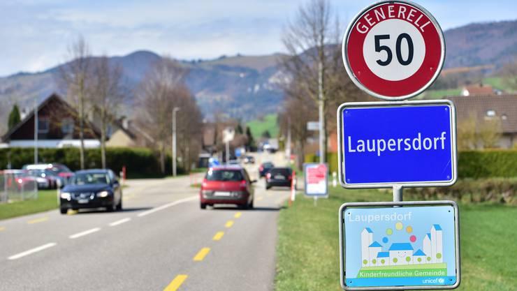 Laupersdorf hat an seiner Budgetgemeindeversammlung die Steuern gesenkt.