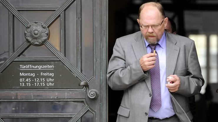 Daniel Gloor, langjähriger Anlagechef der Pensionskasse BVK, muss erneut vor Gericht erscheinen.