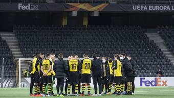 Geisterspiel im Berner Wankdorfstadion: Die Sportklubs leiden wirtschaftlich schwer unter den Corona-Massnahmen.
