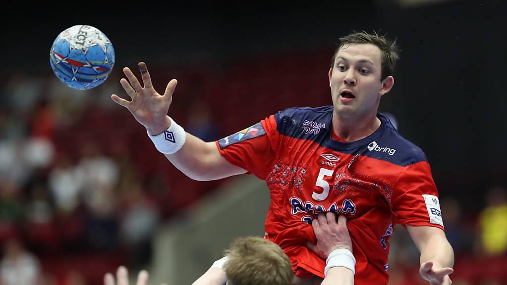 Sander Sagosen war erneut Norwegens Bester.