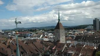 Aarau befindet sich im steten Wandel.