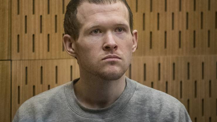 Brenton Harrison Tarrant, Rechtsextremist aus Australien, ist verurteilt worden. Foto: John Kirk-Anderson/Pool The Press/AP/dpa