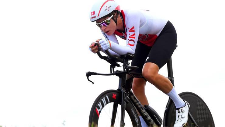 Marlen Reusser geht nächstes Jahr für die italienische Equipe Alé BTC Ljubljana ins Rennen