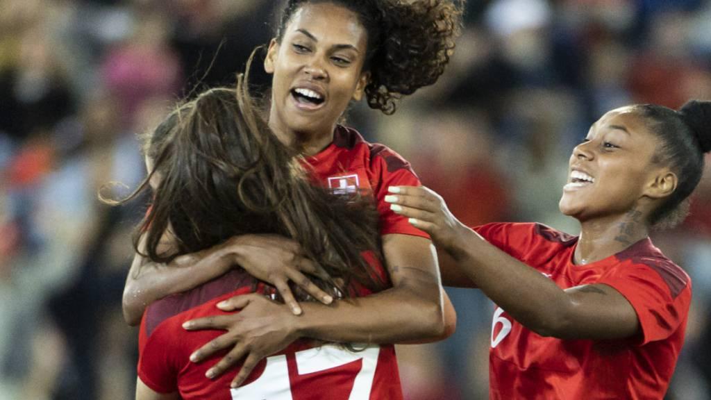 Schweizerinnen schlagen Litauen zum Start in die WM-Qualifikation