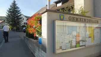 Gemeindehaus Villnachern