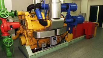 Grosse Dieselanlagen sind monatlich 30 Minuten zu testen.  Rolf Jenni