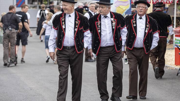 31. Nordwestschweizerisches Jodlerfest in Mümliswil-Ramiswil