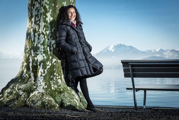 Trivigno wuchs in einem Oltner Arbeiterquartier auf und lernte erst im Kindergarten Deutsch. Ihre Familie stammt aus Süditalien.