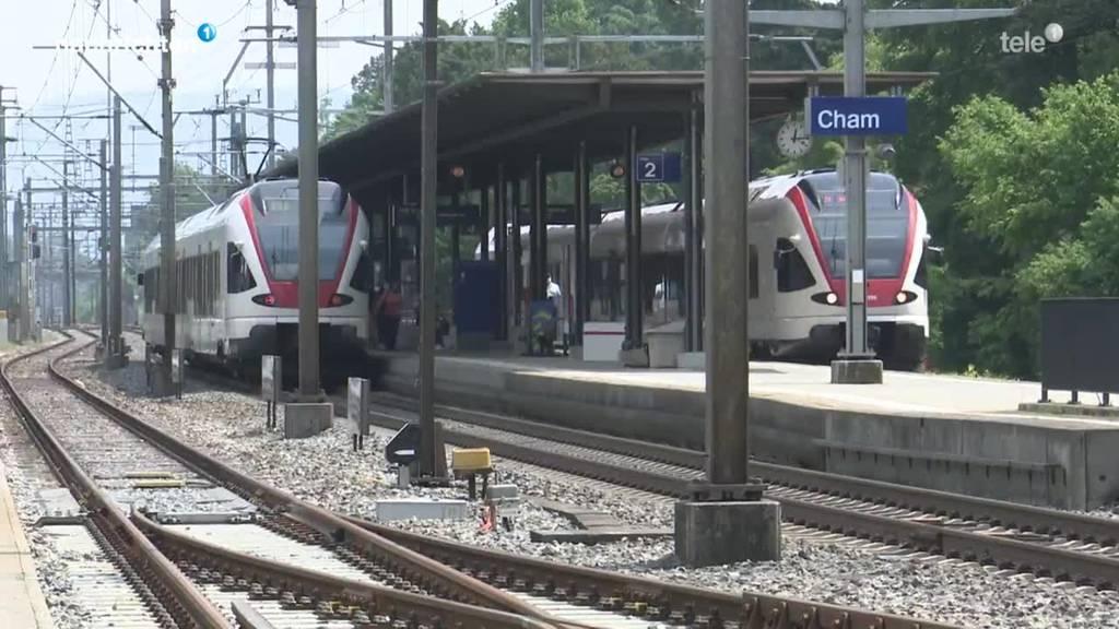 Lücke bei Zuger Stadtbahn soll geschlossen werden