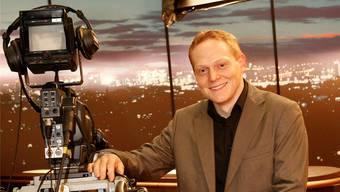 «Wir wissen ganz genau, was wir wollen. Wir werden zu gegebener Zeit alle Medien über unsere Pläne informieren», sagt Dominik Prétôt, CEO von Telebasel. (Archiv)